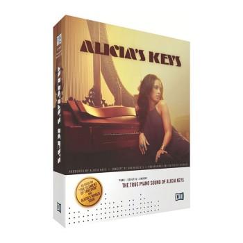 وی اس تی پلاگین نیتیو اینسترومنتز Native Instruments Alicias Keys