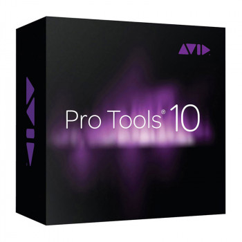 نرم افزار میزبان اوید Avid Pro Tools 10.3.7 HD with Instuments and Plugins