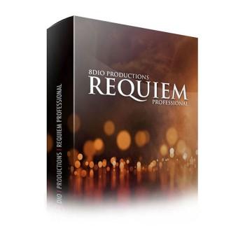 وی اس تی پلاگین  8Dio Requiem Professional
