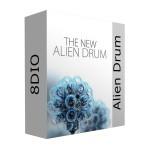 وی اس تی پلاگین  8Dio The New Alien Drum