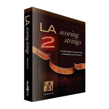 وی اس تی پلاگین  Audiobro LA Scoring Strings 2
