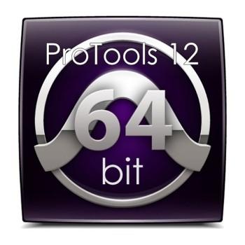 نرم افزار میزبان اوید Avid Pro Tools 12 64-bit