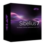 نرم افزار میزبان اوید Avid Sibelius 7 Complete