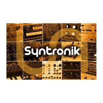 وی اس تی پلاگین آی کی مولتی مدیا IK Multimedia Syntronik