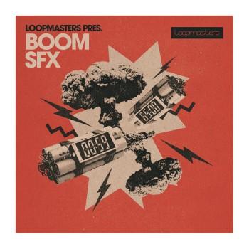 وی اس تی لوپ مسترز Loopmasters Boom SFX