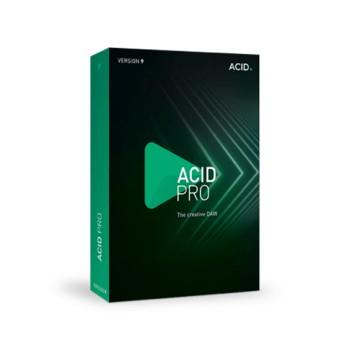 نرم افزار میزبان مجیکس MAGIX ACID Pro