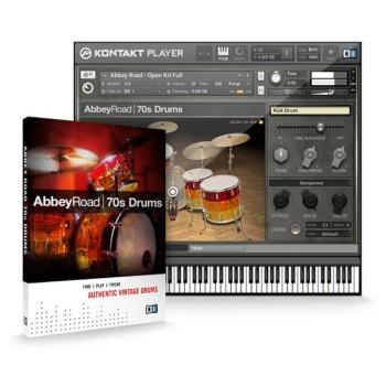وی اس تی پلاگین نیتیو اینسترومنتز Native Instruments Abbey Road 70S Drums