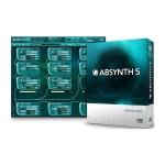 وی اس تی پلاگین نیتیو اینسترومنتز Native Instruments Absynth 5.3.0