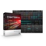 وی اس تی پلاگین نیتیو اینسترومنتز Native Instruments Battery 4.1.6