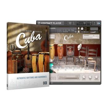 وی اس تی پلاگین نیتیو اینسترومنتز Native Instruments Cuba