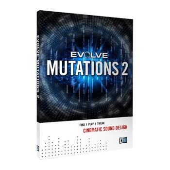 وی اس تی پلاگین نیتیو اینسترومنتز Native Instruments Evolve Mutations