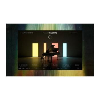 وی اس تی پلاگین نیتیو اینسترومنتز Native Instruments Piano Colors