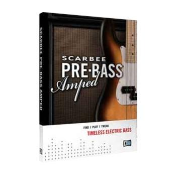 وی اس تی پلاگین نیتیو اینسترومنتز Native Instruments Scarbee Pre-Bass Amped