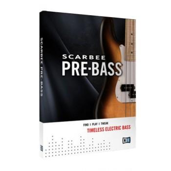 وی اس تی پلاگین نیتیو اینسترومنتز Native Instruments Scarbee Pre-Bass