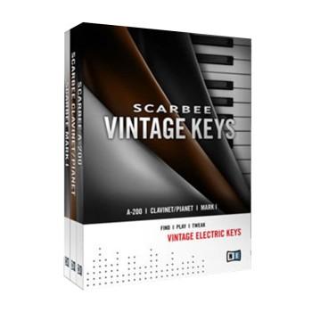 وی اس تی پلاگین نیتیو اینسترومنتز Native Instruments Scarbee Vintage Keys