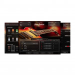 وی اس تی نیتیو اینسترومنتز Native Instruments Session Guitarist Electric Sunburst Deluxe