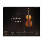 وی اس تی نیتیو اینسترومنتز Native Instruments Stradivari Violin