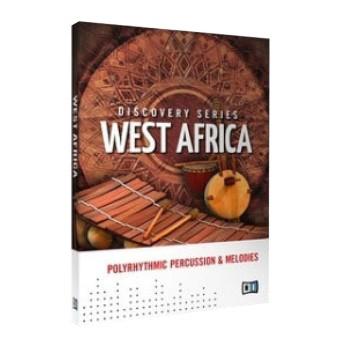 وی اس تی پلاگین نیتیو اینسترومنتز Native Instruments West Africa
