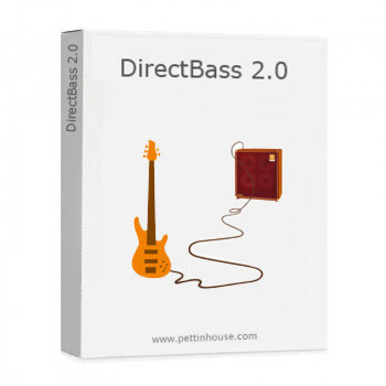وی اس تی پلاگین پتین هاوس Pettinhouse Direct Bass 2