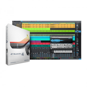 وی اس تی پریسونوس Presonus Studio One 4