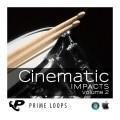 قیمت خرید فروش وی اس تی پلاگین پرایم لوپس Prime Loops Cinematic Impacts Vol. 2