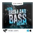 قیمت خرید فروش وی اس تی پلاگین پرایم لوپس Prime Loops Total Drum & Bass Vol. 5
