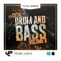 قیمت خرید فروش وی اس تی پلاگین پرایم لوپس Prime Loops Total Drum & Bass Vol. 6