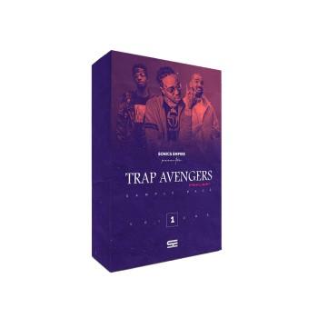 وی اس تی سونیکس امپایر Sonics Empire Trap Avengers Vol 1