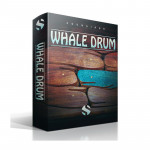 وی اس تی  Soundiron Whale Drum