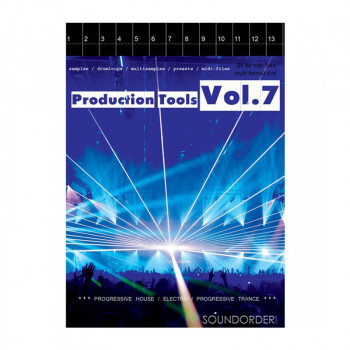 وی اس تی پلاگین  Soundorder Production Tools Vol 7