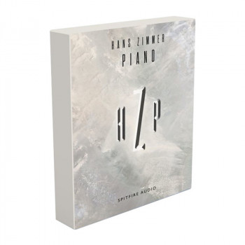 وی اس تی پلاگین  Spitfire Audio HZP Hans Zimmer Piano