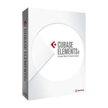 نرم افزار میزبان اشتنبرگ Steinberg Cubase Elements 8