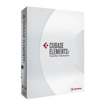 نرم افزار میزبان اشتنبرگ Steinberg Cubase Elements 7.0.6