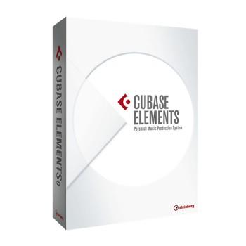نرم افزار میزبان اشتنبرگ Steinberg Cubase Elements 9