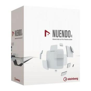 نرم افزار میزبان اشتنبرگ Steinberg Nuendo 4