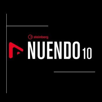 نرم افزار میزبان اشتنبرگ Steinberg Nuendo Pro 10