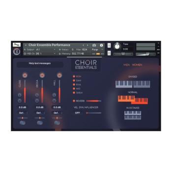 وی اس تی استرزوف سمپلینگ Strezov Sampling Choir Essentials