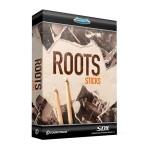 وی اس تی پلاگین تون ترک Toontrack Roots SDX Sticks