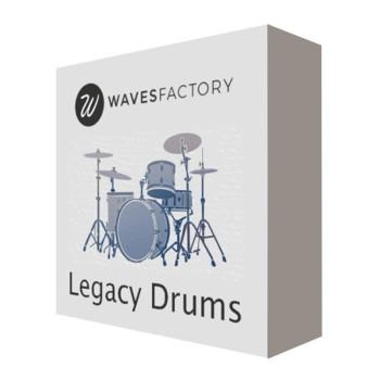 وی اس تی ویوز فکتوری Wavesfactory Legacy Drums