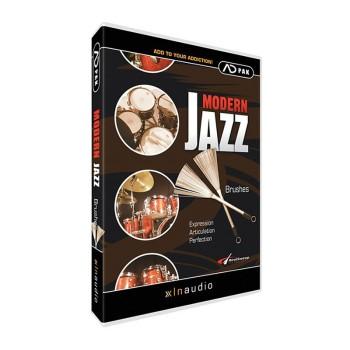 وی اس تی پلاگین ایکس ال ان آدیو XLN Audio Modern Jazz Brushes