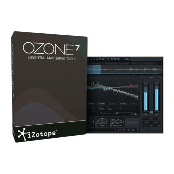 وی اس تی پلاگین  iZotope Ozone 7 Advanced